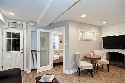 basement apartment on pinterest income property small basement apartments and basement kitchen