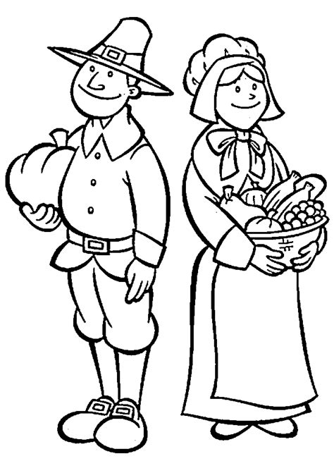 pilgrims coloring pages az coloring pages