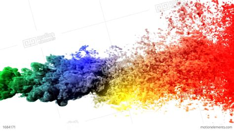smoke colors colored smoke stock animation 1684171