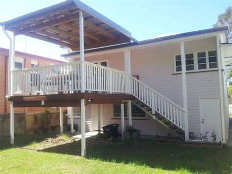 Patio Roof Designs Australia Timber Deck Handrail And Stairs Flyover Patio Roof