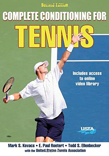 the united states tennis association raising the books cheapest copy of complete conditioning for tennis 2nd