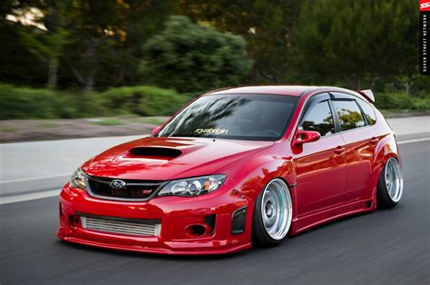 subaru hatchback 2009 big turbo 09 subaru sti hatchback from royal origin