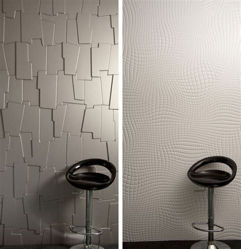decorative wall panels with a strong visual effect freshome com