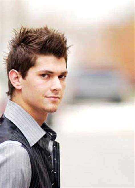 teen boys spike up hairstyle men trendy chic hairstyling guide for upcoming christmas
