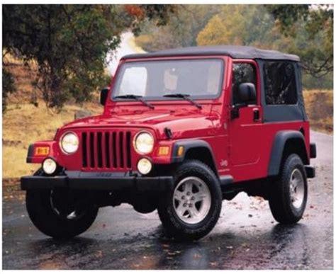 2006 Jeep Wrangler Weight 2006 Jeep Wrangler Sport 2dr 4 215 4 Jeep Specs