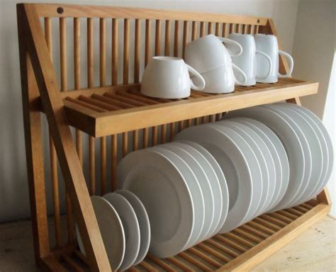 kitchen cabinet plate rack storage reserved for a oak plate rack vintage wooden plate storage