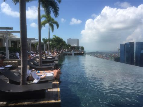 marina bay sands rooftop in singapore the rooftop guide