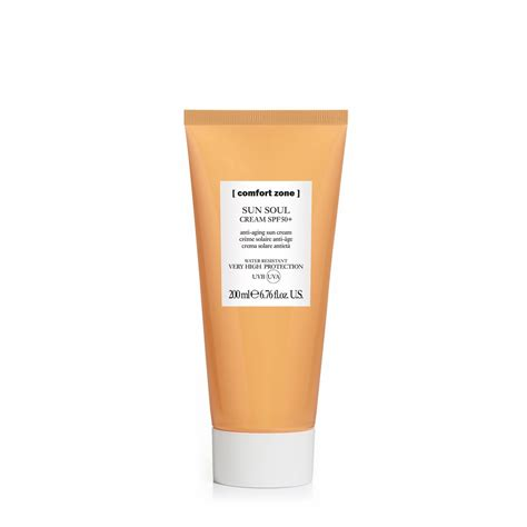 Comfort Zone Sun Soul Face Body Cream Spf 50 Be Beautiful