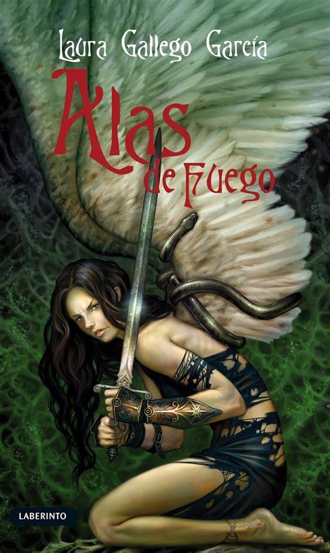 libro alas negras pulso acelerado blog literario rese 241 a 171 alas de fuego 187 laura gallego