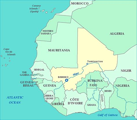 yourchildlearns africa map htm algeria mali map