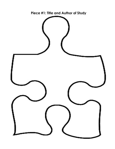 autism puzzle piece coloring page coloring home