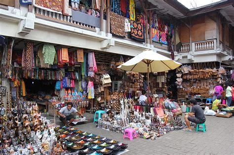 Tempat Wisata Di Bali : Pasar Ubud Bali