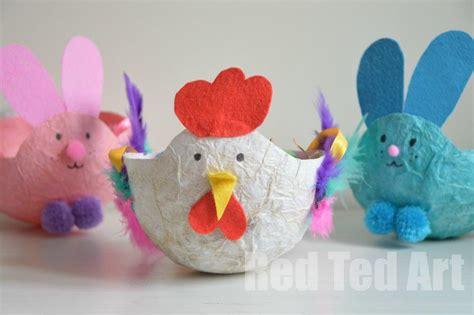 easter ideas for kids easter craft easter baskets for kids fun crafts kids