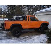 Jeep Comanche History Photos On Better Parts LTD