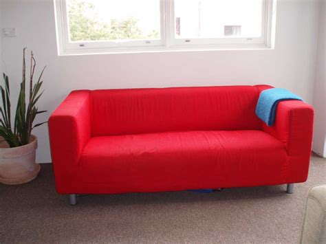 red couch cover ikea couch covers klippan knowledgebase