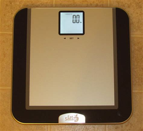 eatsmart precision plus digital bathroom scale green home