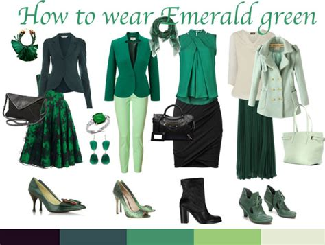 best colour shoes to wear with green dress