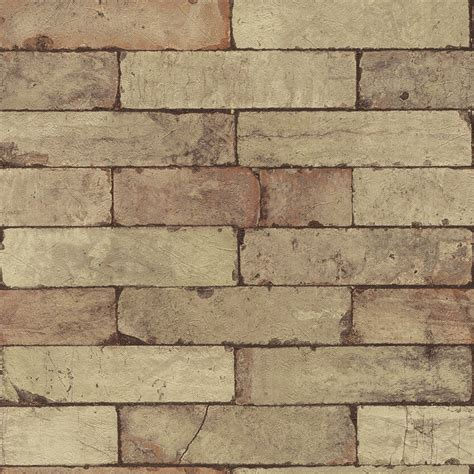 brick pattern wall covering rasch factory stone pattern brick wall effect mural