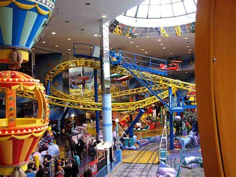 galaxyland theme park  edmonton thousand wonders
