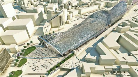 design competition urged for hs2 viaduct pictures birmingham curzon hs2 masterplan birmingham post