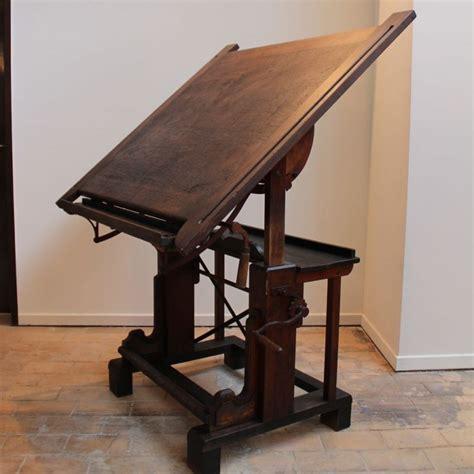 Table De Dessin Architecte by Fabulous Ancienne Table With Table Architecte