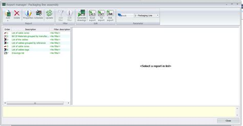 how to customise reports in solidworks electrical solidworks