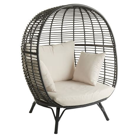 rattan egg chair uk home standard rattan garden chair cover set of 2