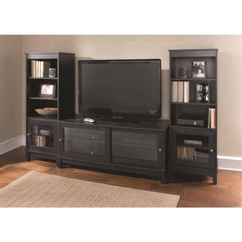 pier cabinet entertainment center audio pier side tower cabinet entertainment media tv