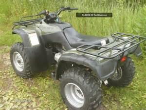 2001 Honda Rancher 350 2001 Honda Rancher Trx350fm 4x4
