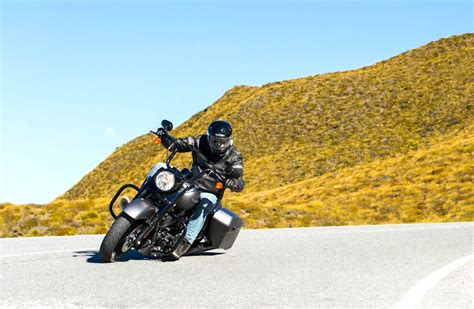 Harley Road King Special is the new king   Motorbike Writer