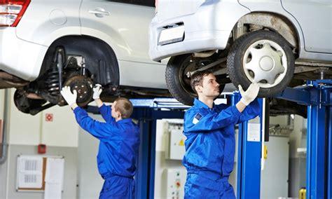 dignity auto repair  service hand car wash