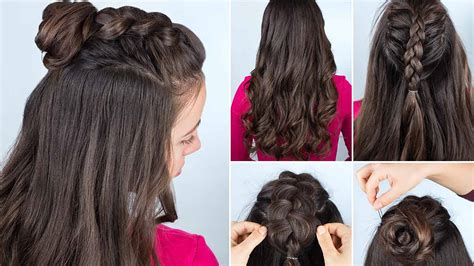 Easy Crimp 1920s Hairstyles | easy crimp 1920s hairstyles easy hairstyle tutorial how to