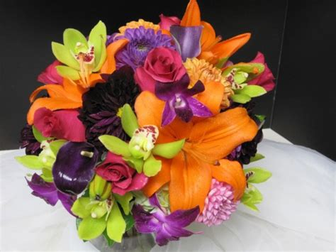 photo gallery photo of beautiful summer bouquet