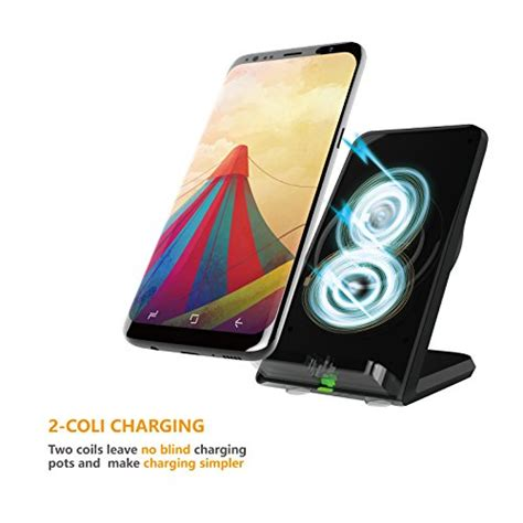 wireless charger fan free shipping fast wireless charger with fan