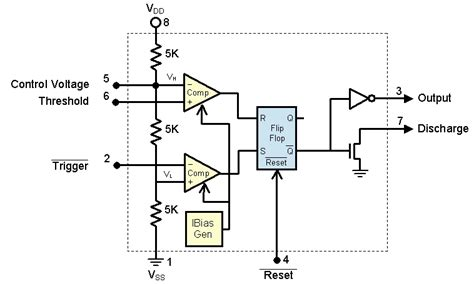 555 block diagram custom silicon solutions 187 an advancement in micro power