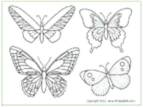 small butterfly coloring pages printable the gallery for gt butterfly masquerade mask template