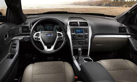 Explorer Interior by 2013 Ford Explorer Interior