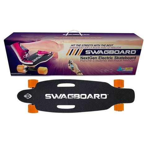 Li Ion Speedmax 2in1 Biru swagboard ng 1 nextgen electric skateboard