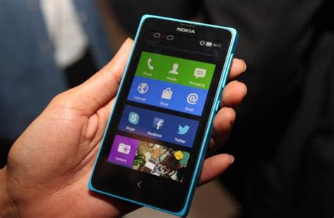 Hp Nokia Android Di Indonesia nokia x series android green poison