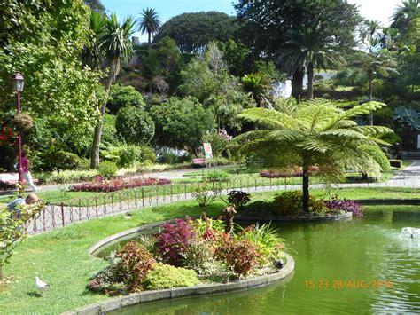Botanical Garden Information Azores Terceira Special Information Portugal