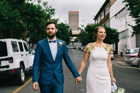 Industrial Wedding in Johannesburg, South Africa: Willeen