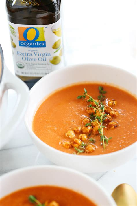 Cold Detox Soup by Tomato Hummus Detox Soup Eat Yourself