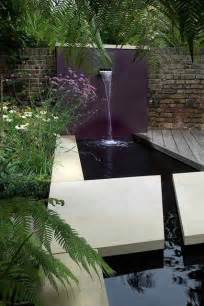 install a water feature garden design ideas garden
