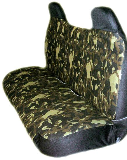camo bench seat covers for trucks camouflage universal truck bench seat cover ali67 3319