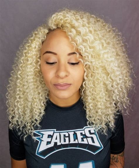 crochet hsir blonde 20 cool crochet braids for your inspiration