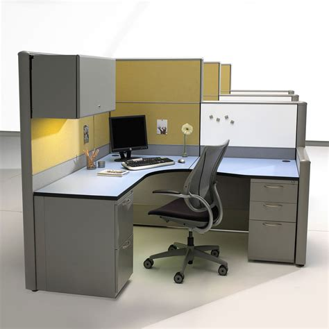 Office Cubicle Desk Office Furniture Design With Clean Lines And Minimalism My Office Ideas
