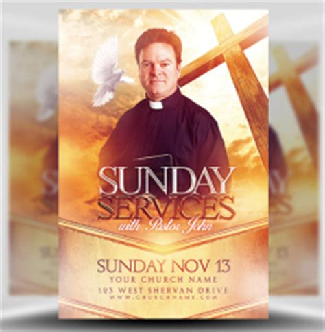 Church Flyer Templates For Photoshop Flyerheroes Free Church Flyer Templates Photoshop