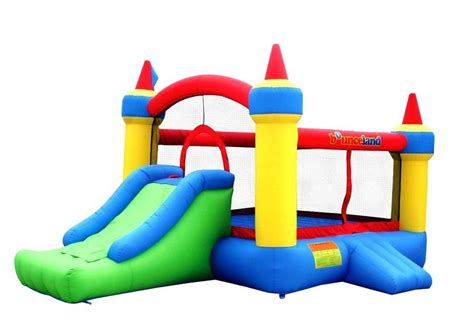 bounce house com inflatable mega castle bounce house