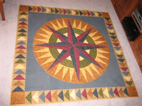 Compass Quilt Pattern by 8 Best Mariner S Compass Images On Mariners