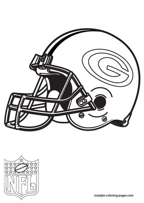 Images Of Pin Football Helmet Packers On Pinterest Green Bay Packers Coloring Pages